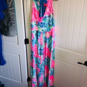 Lilly Pulitzer Martina Maxi XL
